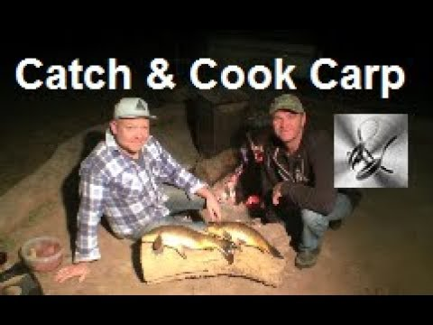 Catch & Cook Carp | The Hook and The Cook
