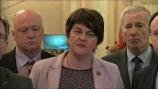 Brexit deal collapses amid Irish border dispute