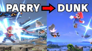 perfect parry
