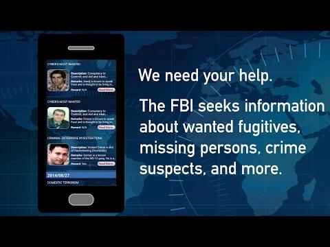 FBI Wanted App