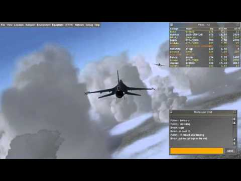 Download Pro Flight Simulator 2012 X airplane