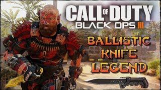The Ballistic Knife Legend!