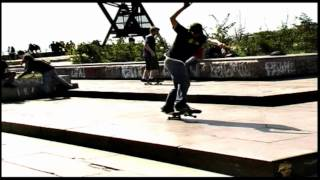 Camo & Krooked - Reminisce - Official (Camo Skateboard Video)