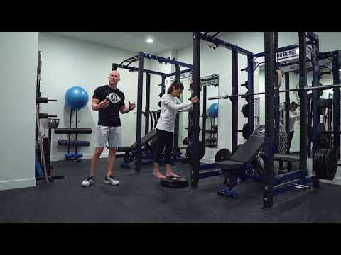 Ankle Mobility | Bi Phasic Stretching for the Calves
