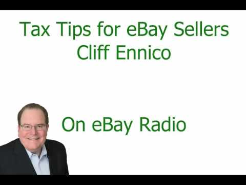 Paying Your Income Taxes When You Sell on eBay