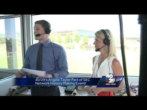 SEC Network launch at University of Arkansas