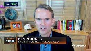 Rackspace Technology CEO on the company's IPO