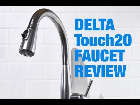 Delta Touch2O Faucet Review - The Good and the Bad