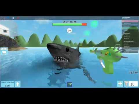 sharkbite ray gun part 2
