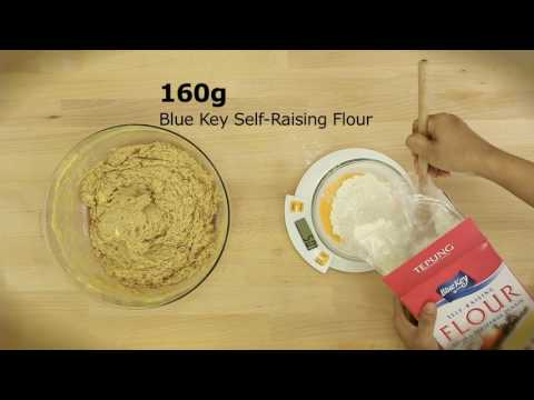Recipe: Self-Raising Flour (Chocolate Chips, Oats and Raisins Cookies)