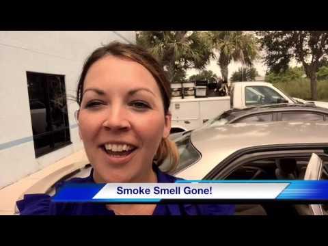 Smoke Smell Gone!
