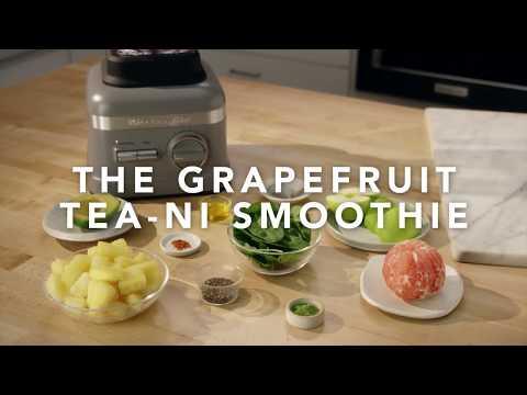 Grapefruit Tea-ni Smoothie | KitchenAid