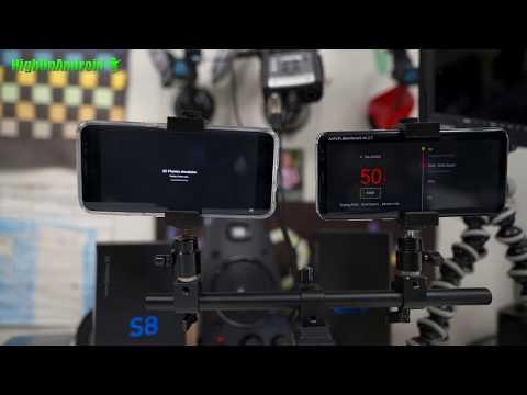 Galaxy S8 Exynos 8895 vs. S8 Plus Qualcomm 835! [Antutu Benchmarks]
