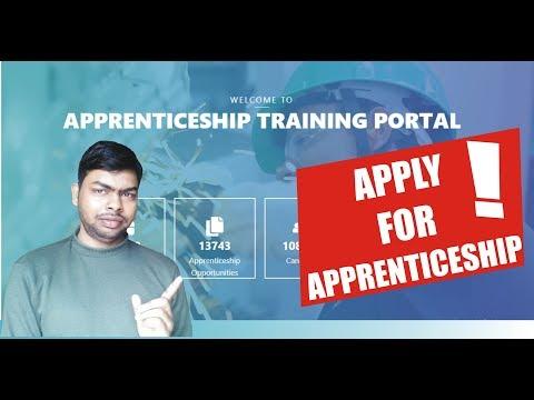Apply for Apprenticeship 💻on Apprenticeship Training Portal!