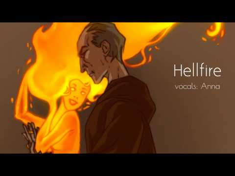 【Anna】Hellfire (female version) 『The Hunchback of Notre-Dame』