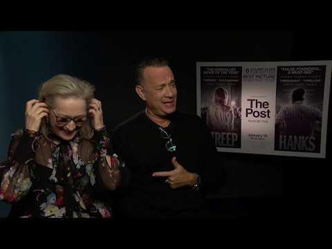 Meryl Streep & Tom Hanks (