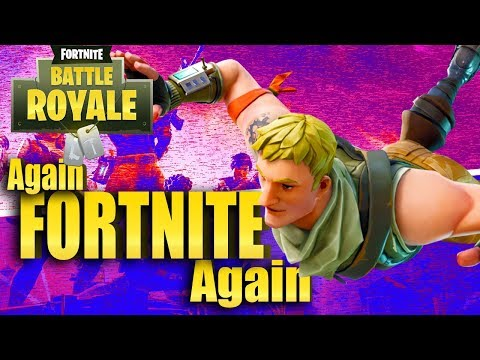 Another Day Another Death! (Xbox One) - Fortnite Live Stream