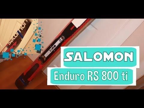 Salomon Enduro rs 800 Ti