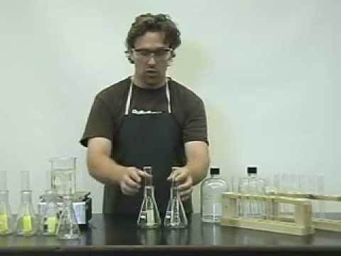 BCLN - Determination of solubility product constant - Chemistry