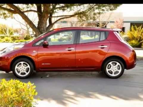 2011 Nissan Leaf SL For Sale, HOV Carpool Sticker Ready,  Bay Area, CA
