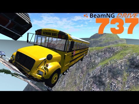 BEAMNG DRIVE #737 I Cliff 2013 I Let's Play BeamNG Drive mit GCG [Alpha] [HD]