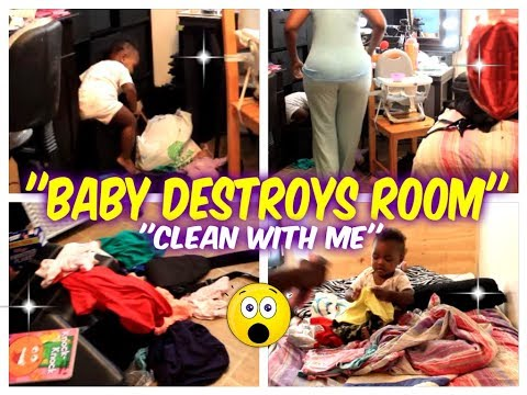 ''CLEAN MY ROOM WITH ME''