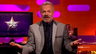 Graham is Back | The Graham Norton Show | Saturday, October 7 @ 10/9c on BBC America