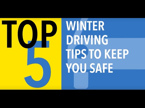 Top 5 Winter Driving Tips to Keep You Safe - CARFAX