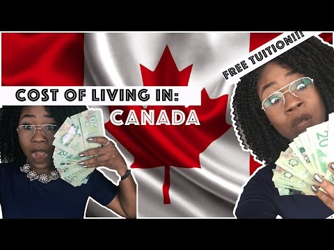 HOW TO GET FREE TUITION!!!💵💰+ COST OF LIVING IN CANADA🇨🇦 (PART 3 OF 3)