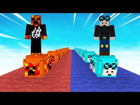 MINECRAFT YOUTUBER LUCKY BLOCKS?!! - Lucky Block Mod