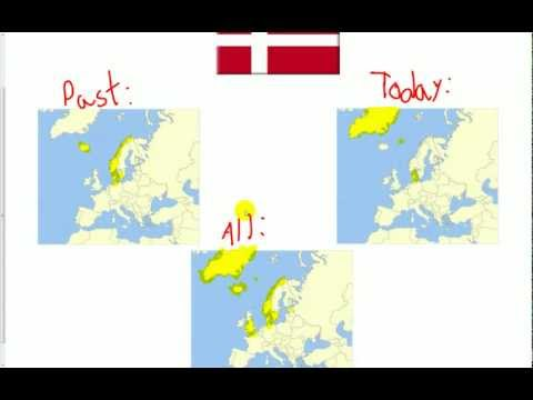 Danish History Lesson - 1 - What is Denmark?