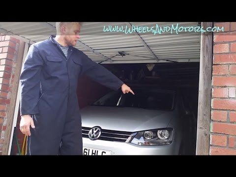 How to replace clutch and flywheel, 2.0tdi VW Sharan/SEAT Alhambra