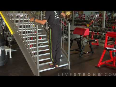 How to Strengthen Calf Muscles