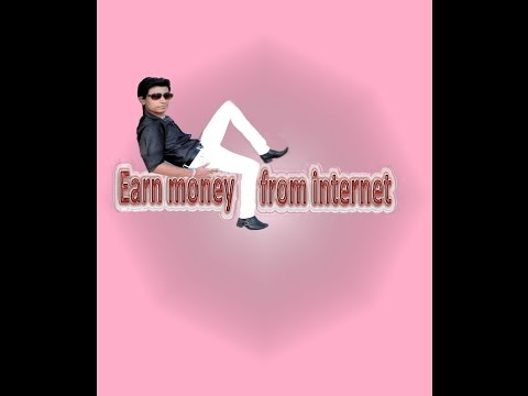 how to earn money from internet without any investment free part time job