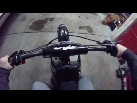 How to Shift on A Pit/Dirt Bike