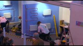 WorldSkills UK Plumbing Competition Final 2008