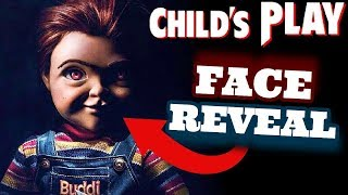Download Child's Play (2019) CHUCKY FACE REVEAL Video