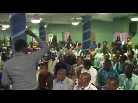 Delta pastor orders women to choose marriage partner during service