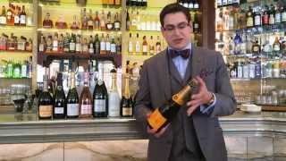 How to Open a Bottle of Champagne the Right Way