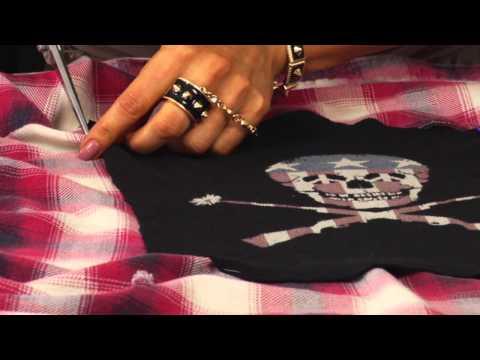DIY: Rock Clothes : DIY Fashion