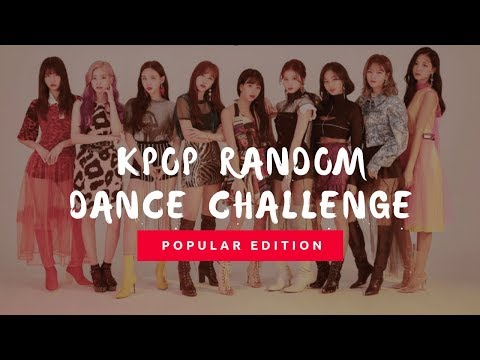 Download KPOP RANDOM DANCE CHALLENGE | POPULAR EDITION | no