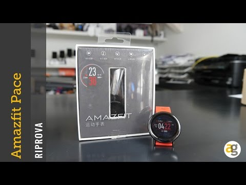 RIPROVA Xiaomi Amazfit Pace sportwatch. Ora best buy?