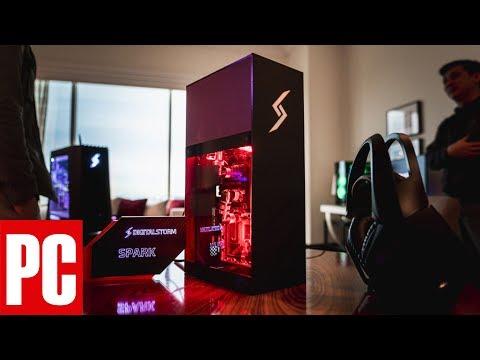 CES 2018: Digital Storm's Project Spark