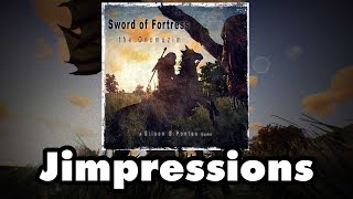 Sword Of Fortress The Onomuzim - The PS4