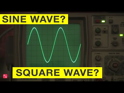 Can you hear the difference between a square wave and a sine wave?