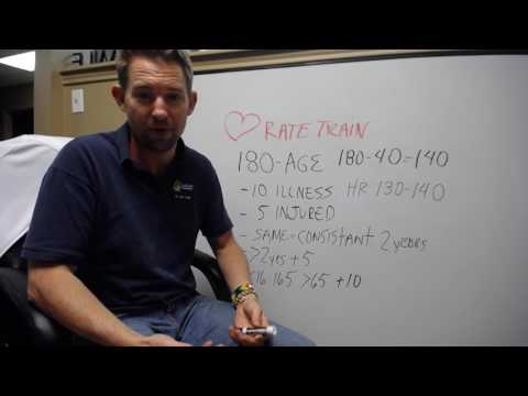 How to Heart Rate Train and Get Fat Adapted