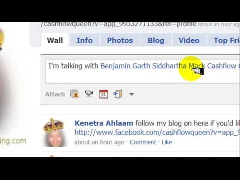 Facebook @symbol is live!
