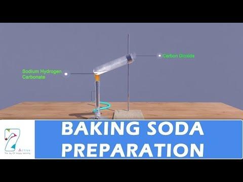 BAKING SODA PREPARATION