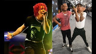 Download Trippie Redd Disses Slim Jimmy after he claims he left Rae Sremmurd 'We liked Swae Better Anyway' Video