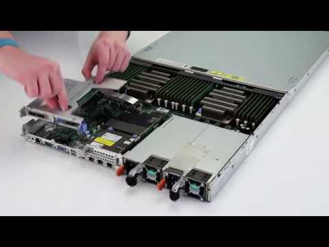 Dell EMC PowerEdge C4140: Remove/Install PCI Card